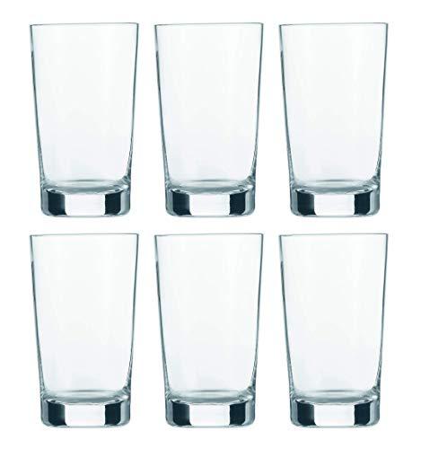 Bar-einheit (Schott Zwiesel Basic BAR Selection 6-teiliges Allround Glas Set Longdrinkglas, transparent, 25.4 x 17.7 x 13.6 cm, 6-Einheiten)