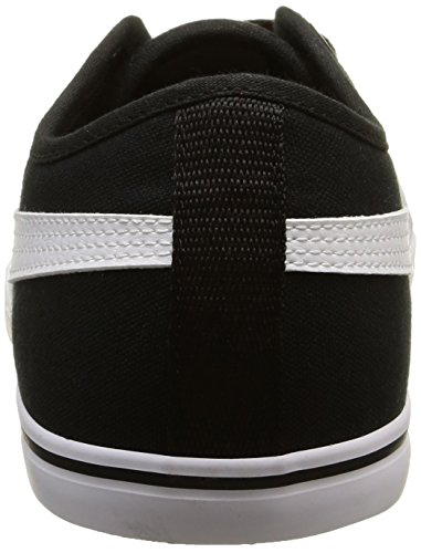 Puma Elsu V2 Cv, Baskets Basses Mixte Adulte Noir (Black/White)