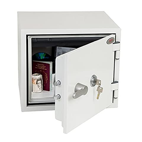 Phoenix Titan Fire Security Safe with Key Lock (Small)