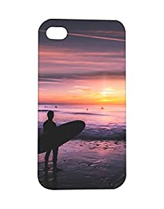 Mobifry Back case cover for Apple iPhone 4s Mobile (Printed design)