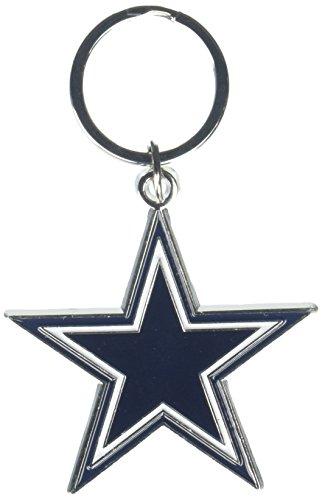 NFL Chrome Key Chain