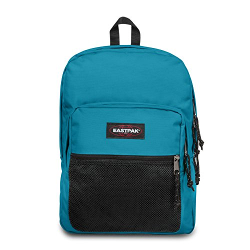 Eastpak Pinnacle Sac à  dos, 42 cm, 38 L, Bleu (Novel Blue)
