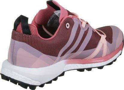 adidas Terrex Agravic Gtx W, Chaussures de Randonnée Femme Rose (Rosa Rostac/corneb/ftwbla)