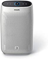 PHILIPS 1000 Series AC1215/90 Air Purifier, VitaShield IPS & NanoProtect Pro Filter, White