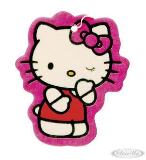 Hello Kitty Lufterfrischer (Hello Kitty Lufterfrischer Winks mit Vanilleduft.)