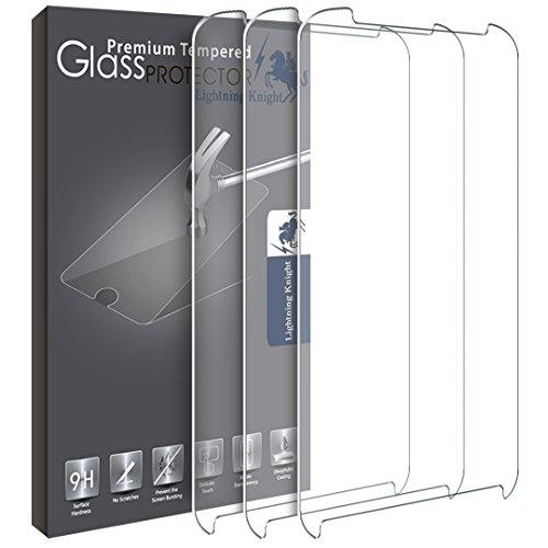 Samsung Galaxy S4 Active Schutzfolie, LK [3 Pack] Gehärtetem Glas Panzerglas Hartglas Displayschutzfolie mit Lebenslange Ersatzgarantie