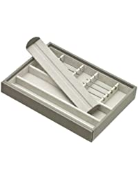 Davidt's Units Small Stacking Jewellery Tray For Beads, Bead Bracelets and Necklaces 349205.22