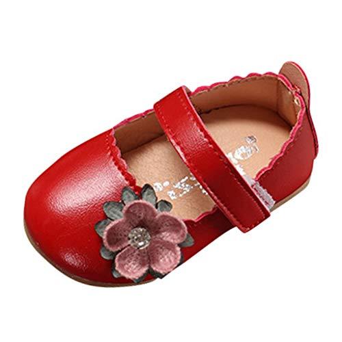 Babyschuhe, Kinder Mädchen Floral Bowknot Sandalen Sneaker Lace Princess Casual Einzelne Schuhe