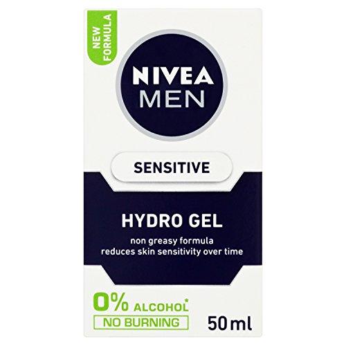 NIVEA MEN Sensitive Hydro Gel Pack of 3