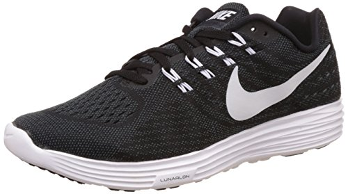 Nike Lunar Tempo 2, Chaussures de Running Compétition Homme, Bleu, Taille
