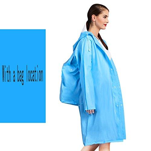 Single touristischen Regenmantel erwachsenen Regenmäntel wasserdichte Männer und Frauen im Freien langen Poncho ( farbe : D , größe : S ) G