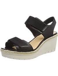27f7101d0c9 Amazon.co.uk  Clarks - Sandals   Women s Shoes  Shoes   Bags