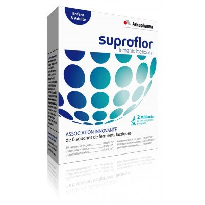 ARKOPHARMA - Supraflor ferments lactiques