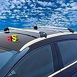Viva 2 Integrato Barres de toit pour voiture