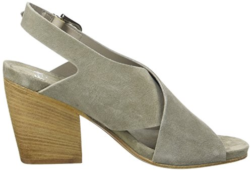 The Fruit Company 3905, Mules Femme Gris (Safari)