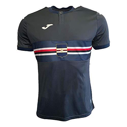 Joma 2019-2020 Sampdoria Third Football Soccer T-Shirt