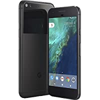 "PIXEL Phone by Google - 32GB - 5"" inch - Android Nougat - Factory Unlocked 4G/LTE Smartphone (Black)"