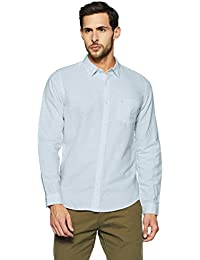 ce223a5e4 Linen Men's Shirts: Buy Linen Men's Shirts online at best prices in ...