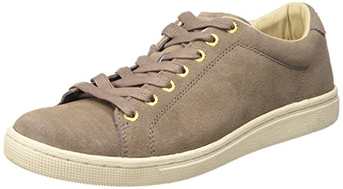 Superga 4530-Sueu, Sneaker, Unisex - adulto K51 Dark Chocolate