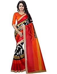 Sarees For Women Party Wear Offer Designer Sarees - B0779BK6SJ