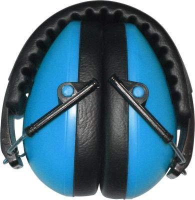 Baby Ohrenschützer für Kinder, tolles Lagerfeuer, Blau