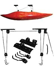 Soporte de almacenamiento para kayak o bicicleta