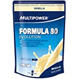 MULTIPOWER MP-97481 Formula 80 Protéines Saveur Vanille