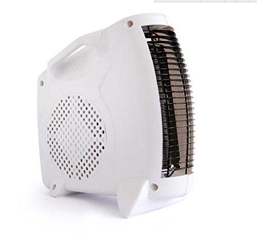 Xiao Heizung - Haushalt Heizung, DREI Sekunden Überhitzung, elektrische Heizung Dual-Use kleine Klimaanlage (Größe 24cmX9cmX24cm) Raumheizkörper (Color : A)