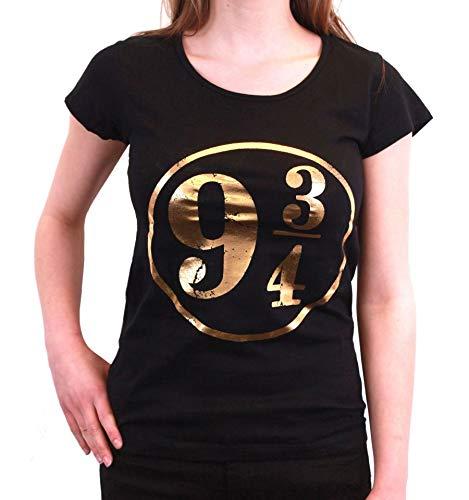 HARRY POTTER - T-Shirt 9 3/4 - GIRL (L) : TShirt , ML