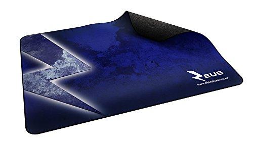 Tacens MMPZE1 - Alfombrilla para ratón Gaming, negro y azul