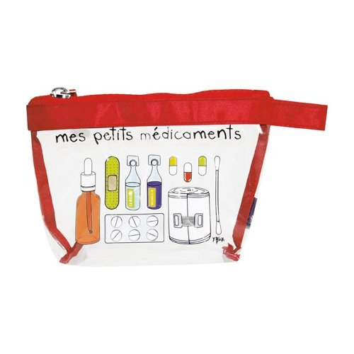 incidence-paris-trousse-s-krystal-mes-petits-medicaments-15-cm-transparent