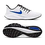 Nike Air Zoom Vomero 14, Zapatillas de Running para Asfalto para Hombre, (White/Racer Blue/Platinum Tint/Black 101), 42 EU