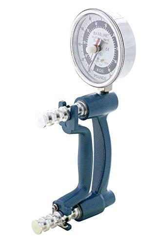 Cando 1015438 Baseline HiRes Hand-Dynamometer mit großem Kopf, 90.7 kg -
