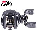 Mulinello da Pesca Abu Garcia PRO Pmax3-L Baitcasting Water Drop Wheel 7.1: 1 Rapporto di Trasmissione 8KG Strumento di Pesca con Cuscinetto per la Mano Sinistra