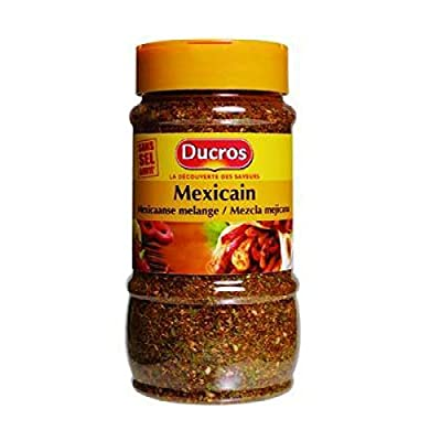 Mexican Spices Mix (Jar 185g) from Ducros