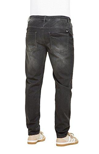 REELL Men Jeans Jogger Jeans Artikel-Nr.1114-001 - 01-045 Black Wash