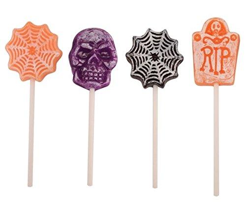 Halloween Tattoo Lollies 80g, Lolliepop Strip, verschiedene - Myers 2 Halloween Der Michael Junge