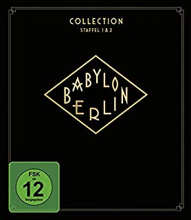 Babylon Berlin - Collection Staffel 1 & 2 [Blu-ray] (B07FYM6SLG) | Amazon price tracker / tracking, Amazon price history charts, Amazon price watches, Amazon price drop alerts