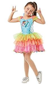 Rubies 640571L My Little Pony - Disfraz de poni para niña, multicolor