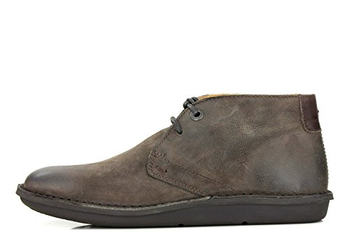 KICKERS REBORYS - Boots / Chaussures montantes - Homme Marron f