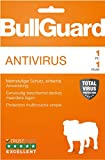 BullGuard Antivirus 2019 1 Jahr 1User WIN only Retail|Standard/Upgrade/Home/Personal/Professional usw.|1 Gerät|1 Jahr|PC|Download|Download