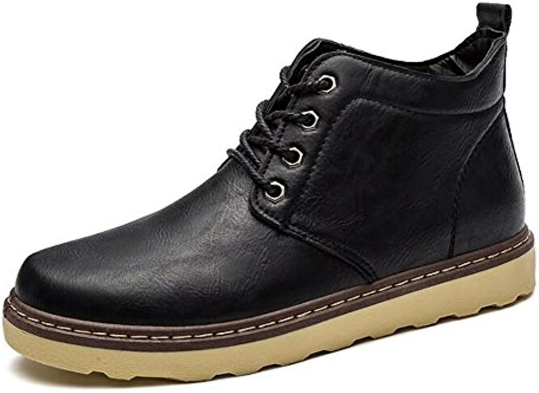 Zapatos de trabajo loco al aire libre Zapatos de escalada de tobillo Senderismo Zapatos No-barco Ventilar zapatos...