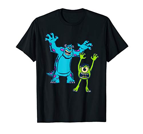 Disney Pixar Monsters University Sulley and Mike  T-Shirt