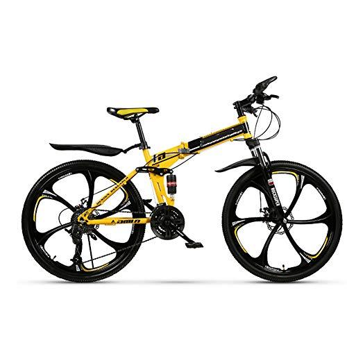 "AWAKMER 27"" Aluminium Berg Fahrrad 21/24/27/30 Geschwindigkeit Fahrrad,27speed"