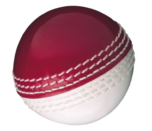 Gunn & Moore Graeme Swann Fertigkeiten- Cricketball, Rot/WeiÃ?, Kinder