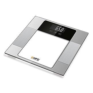 Peso de baño Premium corporal Digital EMPO-Extra LightOnDark demostración