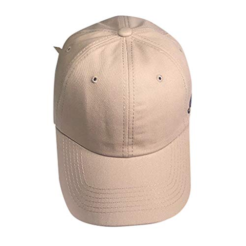 Syeytx Männer Frauen Baseball Caps Mode Einstellbare Baumwollkappe Stern Strass Kappe