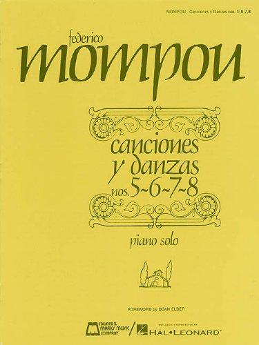 Canciones Y Danzas: Nos. 5, 6, 7, 8