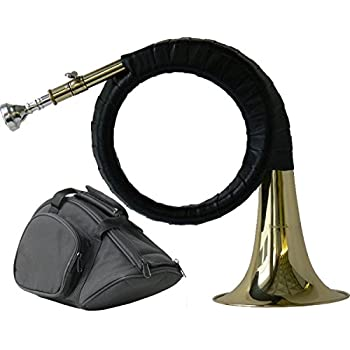 Brass Musical Instruments & Gear Stagg 25021071 Ws-fs275s Bb Hunting Horn Tasche 100% Guarantee