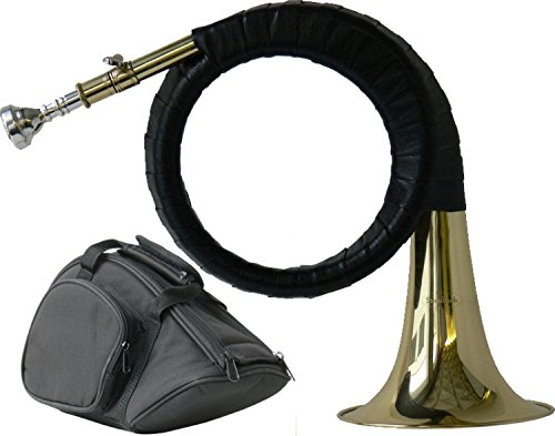 Steinbach Fürst-Pless-Horn mit Stimmzug im Deluxe Softcase